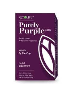 Purely Purple GHG 20 Tea Bags