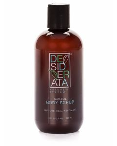 Desiderata Natural Body Scrub - 8 oz.